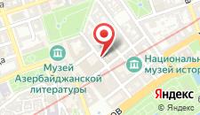 Отель City Center на карте