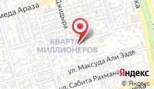Гостиница Анатолия на карте