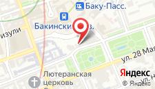 Апартаменты Диляры Алиевой, 237 на карте