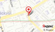 Отель Divan Express Baku на карте