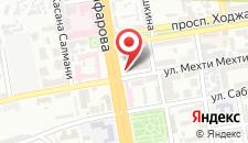 Апартаменты Новостройка Альянс на карте