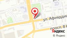 Апартаменты На Юсифа Сафарова на карте