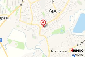 Адрес Водоканал сервис на карте