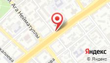 Апартаменты On H. Aliyev 101 на карте