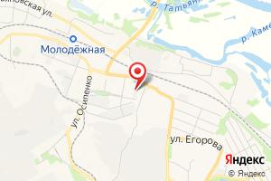 Адрес Электрическая подстанция Нфтп на карте