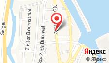 Отель Suitehotel Posthoorn на карте
