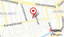 Апартаменты Luxury Apartments Utrecht ll на карте