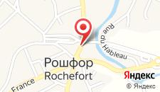 Отель MARGOT'L на карте