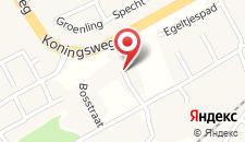 Хостел Stayokay Soest на карте