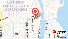 Отель Het Wapen van Enkhuizen на карте
