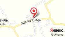 Гостевой дом Le Bien-Aller des Perêts на карте