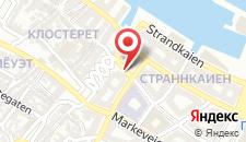 Отель Scandic Neptun на карте
