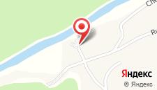 Отель Hotel Restaurant Comtes De Chiny на карте