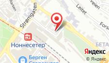 Отель Zander K Hotel на карте