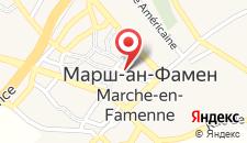 Отель Hotel Quartier Latin на карте