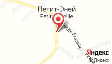 Отель Holiday Home La Petite 09 на карте