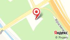 Отель Novotel Eindhoven на карте