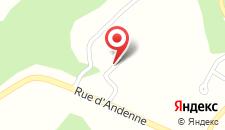 Отель ArdennenVakantieBungalow на карте