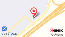 Отель Park Inn by Radisson Liege Airport на карте