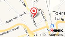 Отель Huys van Steyns на карте