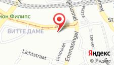 Отель Inntel Hotels Art Eindhoven на карте