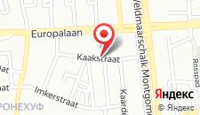 Отель Onderwijshotel De Rooi Pannen Eindhoven на карте