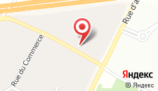 Отель Premiere Classe Liege / Luik на карте