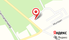 Отель Hotel de Naaldhof на карте