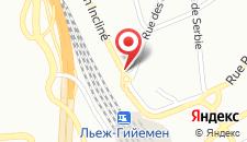 Отель Univers Hotel & Restaurant на карте