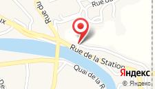 Апарт-отель Stone Station на карте