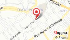 Апартаменты Smartflats Design - Opera на карте