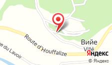 Отель Les Rochettes - Vénus 1 на карте