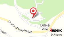 Отель Holiday Home La Roche-Venus 2 на карте