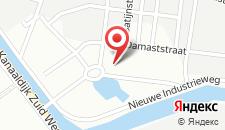 Отель City Resort Hotel Helmond на карте