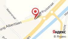 Отель Eurotel Lanaken на карте