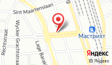 Отель Hampshire - Designhotel Maastricht на карте