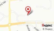Отель St Svithun Hotel на карте