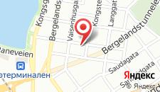 Апарт-отель Stavanger Housing Hotel на карте