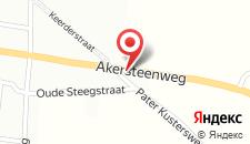 Отель Hotel Restaurant in den Hoof на карте