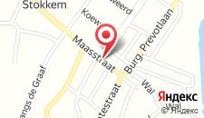 Апартаменты De Mandenvlechter на карте