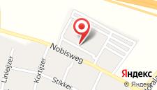 Отель Best Western Hotel Nobis Eindhoven-Venlo A67 на карте