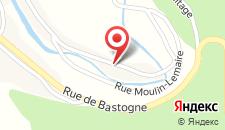 Отель B&B Eti-Garden на карте