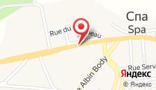 Апартаменты La Petite Différence на карте