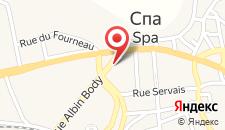 Отель Hotel le Relais на карте