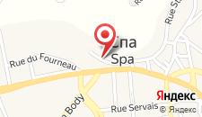 Отель Radisson BLU Palace Hotel на карте