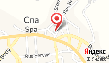 Апартаменты Spa Part на карте