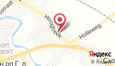 Отель Hotel Restaurant Op De Beek на карте