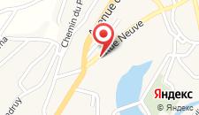 Отель Hotel Dufays на карте