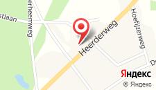 Отель Dennenheuvel на карте
