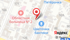Отель Таймс на карте